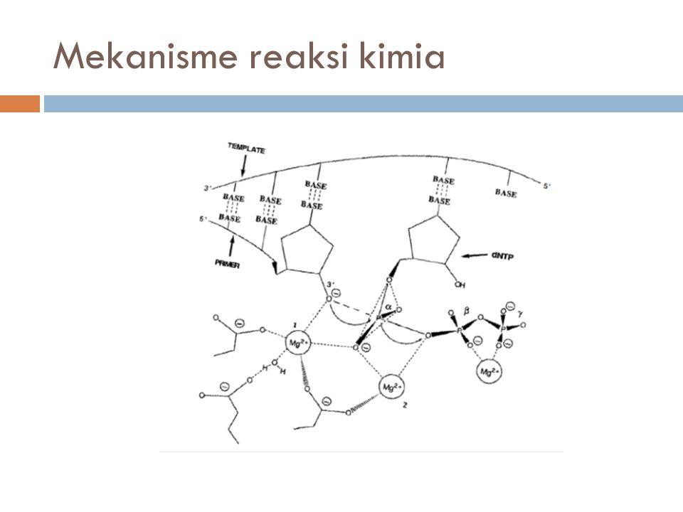 Mekanisme reaksi kimia
