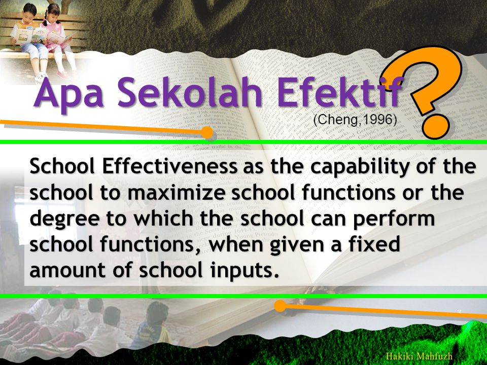 13 ESSENTIAL SCHOOL: HIGH PERFORMANCES SCHOOL MODEL (8 Principles) (Mohrman, Wohlstetter,1994) An Intellectual focus directed at helping students to use their minds well Simple goals related to students mastering a limited number of skills and knowledge Universal goals for all students in the school.