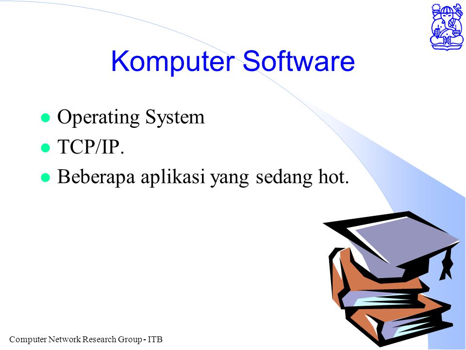 Computer Network Research Group - ITB Trend Hardware Mobile Computing! (InfoKomputer - Maret 1997)