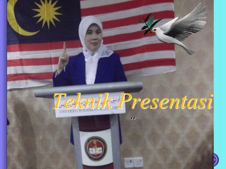 """4/11/2015 Teknik Presentasi """""""