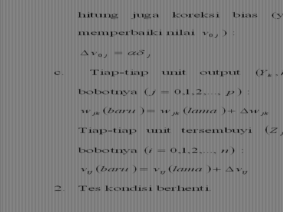 Soal Buatlah jaringan saraf untuk fungsi logika XOR- 2 input sesuai tabel berikut.