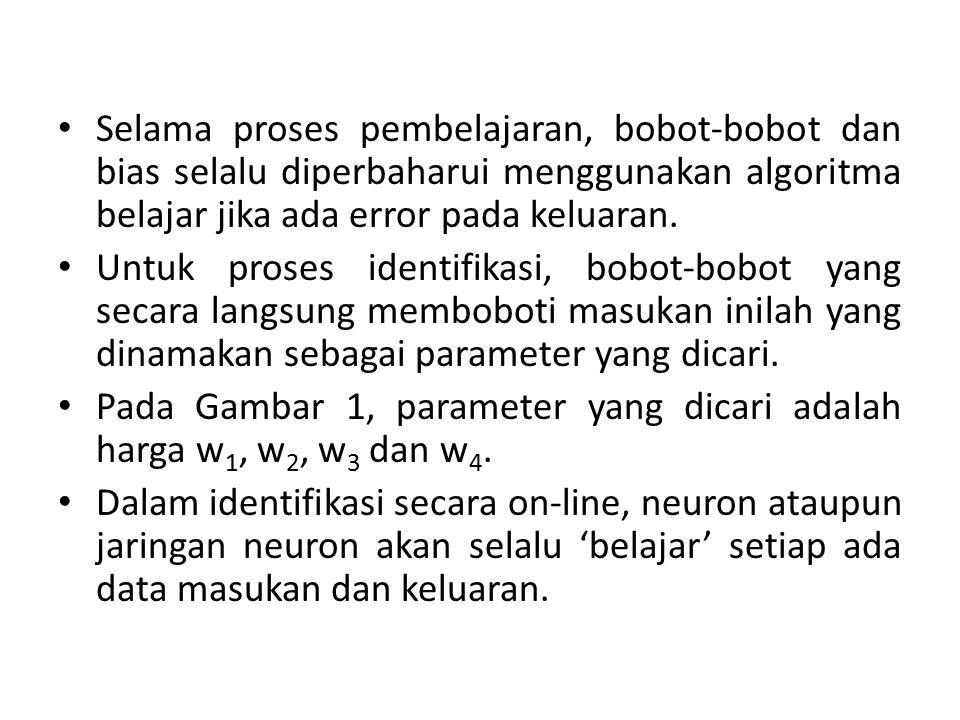 Gambar 1 : Sel neuron ketika sedang melakukan proses belajar