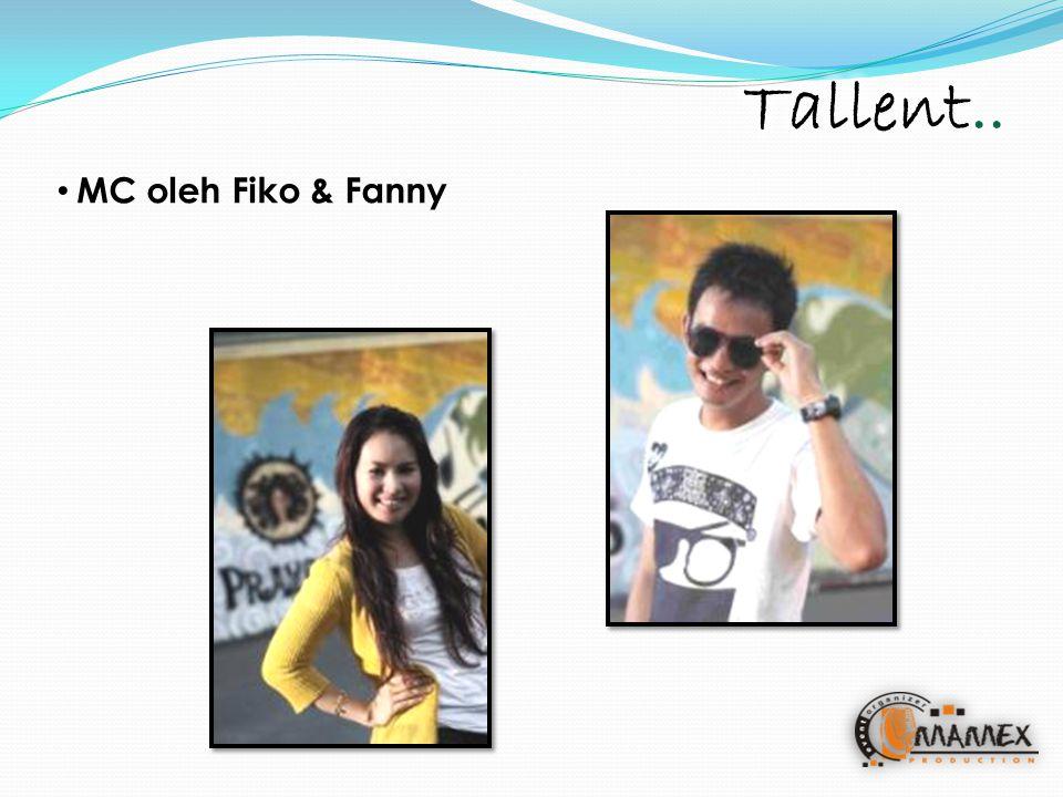 MC oleh Fiko & Fanny