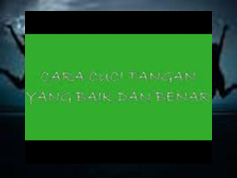 VIDEO MENCUCI TANGAN