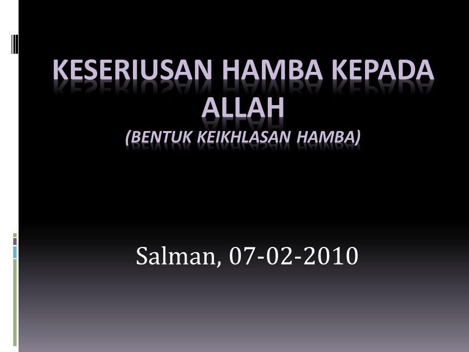 Salman, 07-02-2010