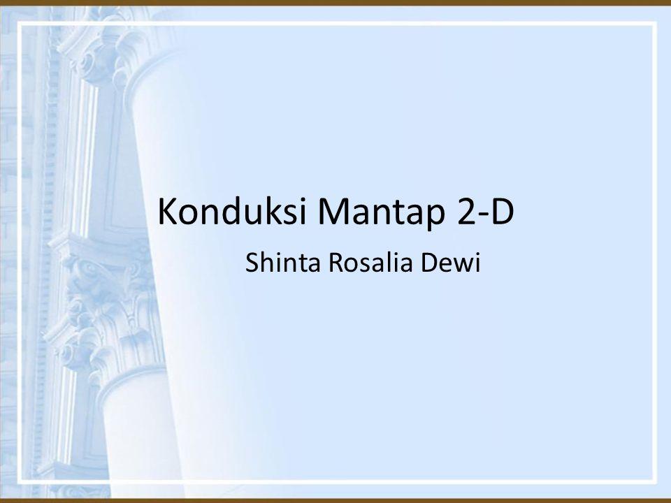 Konduksi Mantap 2-D Shinta Rosalia Dewi