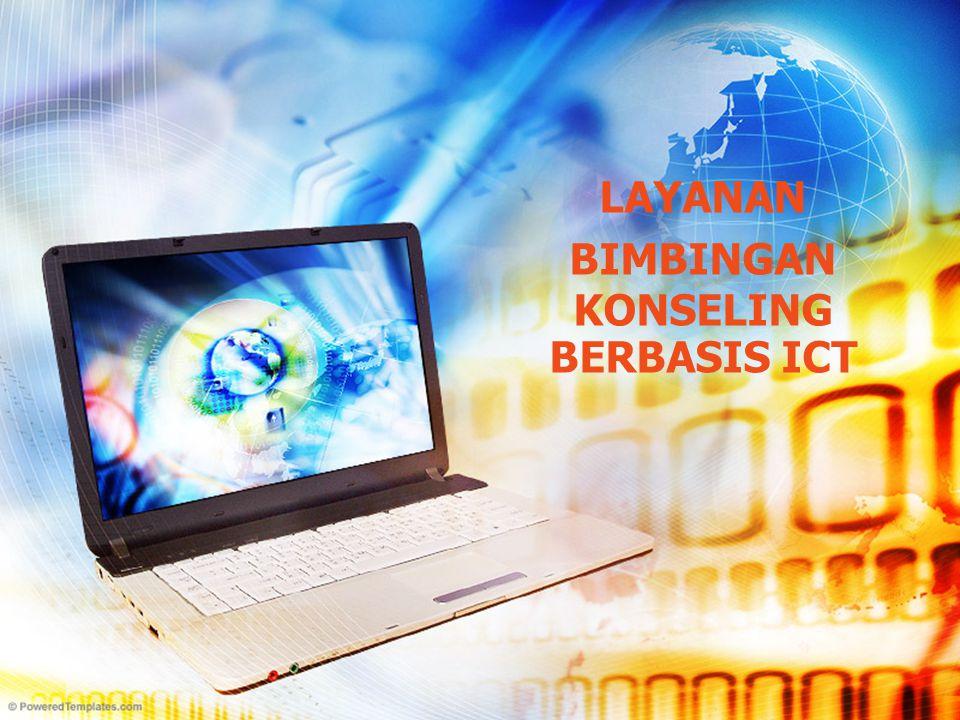 LOGO LAYANAN BIMBINGAN KONSELING BERBASIS ICT