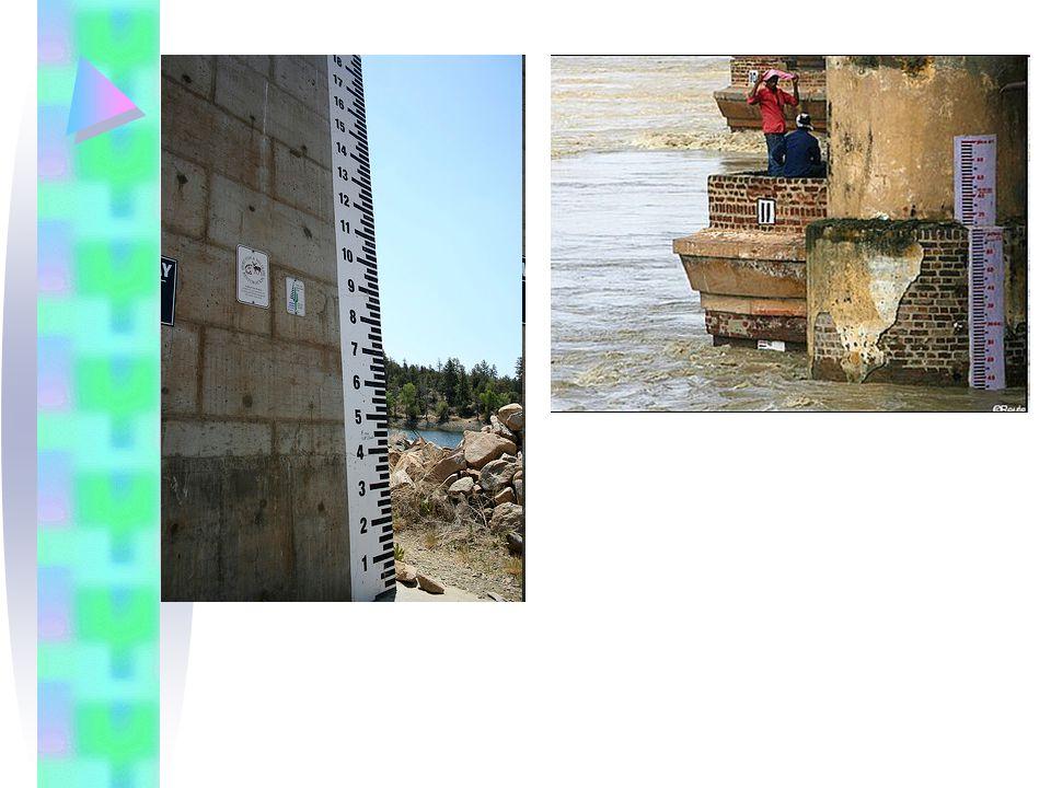 Berdasarkan prinsip mekanisme pengukuran muka air terdapat AWLR sebagai berikut.
