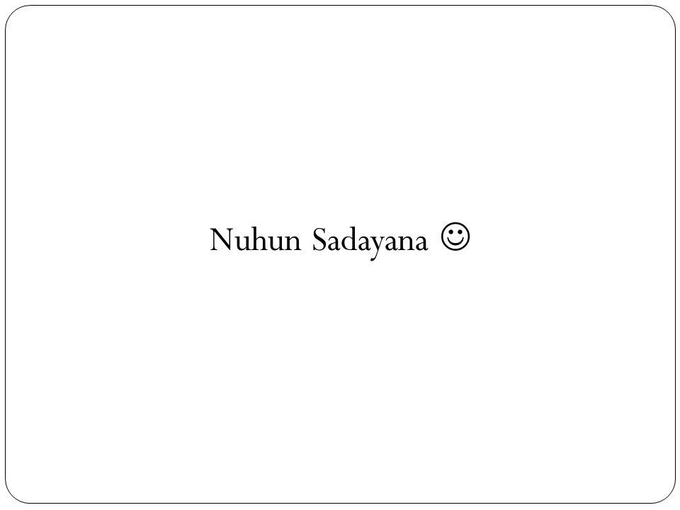 Nuhun Sadayana