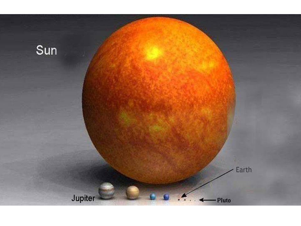 Dalam skala ini bumi kita tidak kelihatan lagi !!.