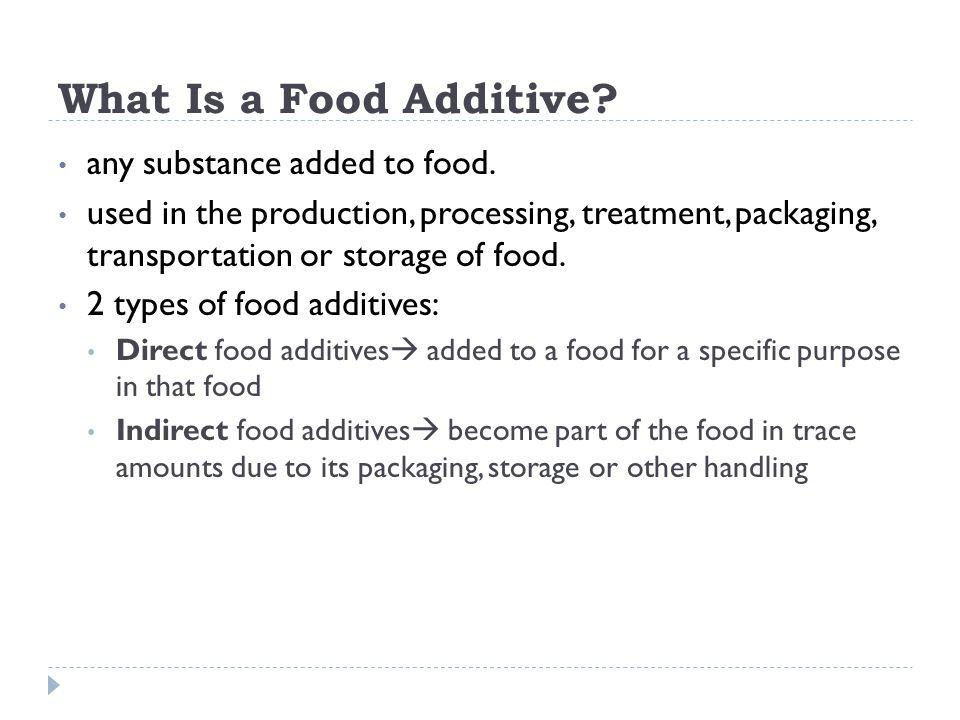  Terdaftar pada codex General Standard for Food Additives (GSFA) dan European union (EU) sebagai food additive  Dalam standar international :