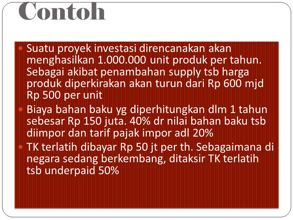 TK tdk terlatih dibayar jg sebesar Rp 50 jt per th.