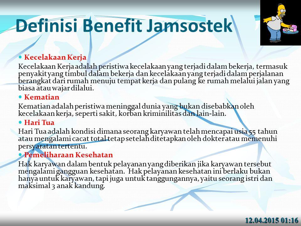 12.04.2015 01:1712.04.2015 01:17 Tata Cara Pengajuan JHT Setiap permintaan JHT, tenaga kerja harus mengisi dan menyampaikan formulir 5 Jamsostek kepada kantor Jamsostek setempat dengan melampirkan : Kartu peserta Jamsostek (KPJ) asli.