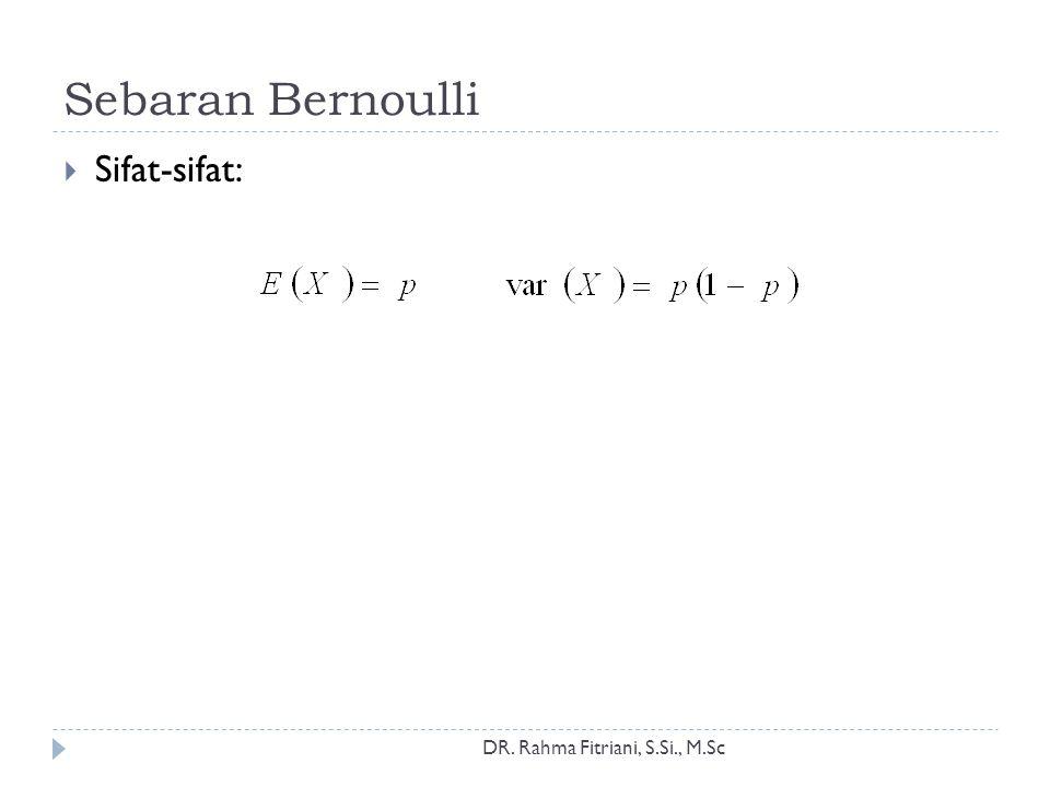 Sebaran Binomial DR.
