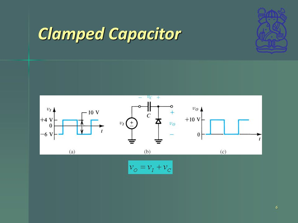 Clamped Capacitor 6