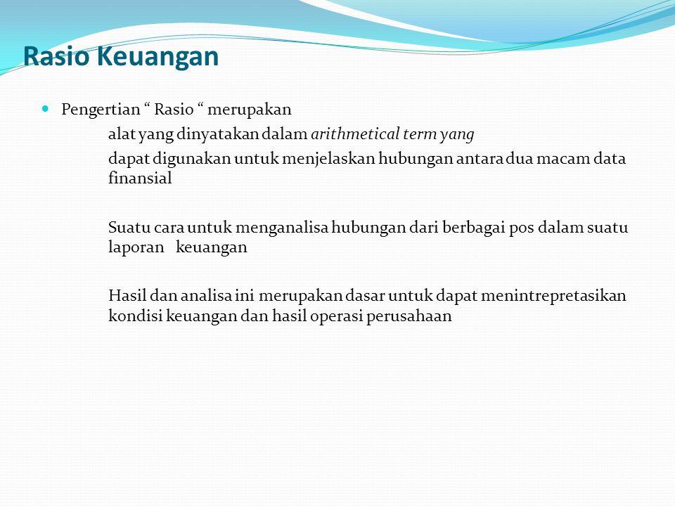 LAPORAN KEUANGAN – ANALISIS BISNIS 2.