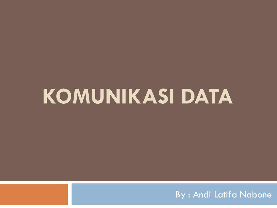 DETEKSI DAN KOREKSI KESALAHAN Selama pengiriman data baik berupa sinyal digital maupun sinyal analog, data tersebut mengalami perubahan dan kesalahan.