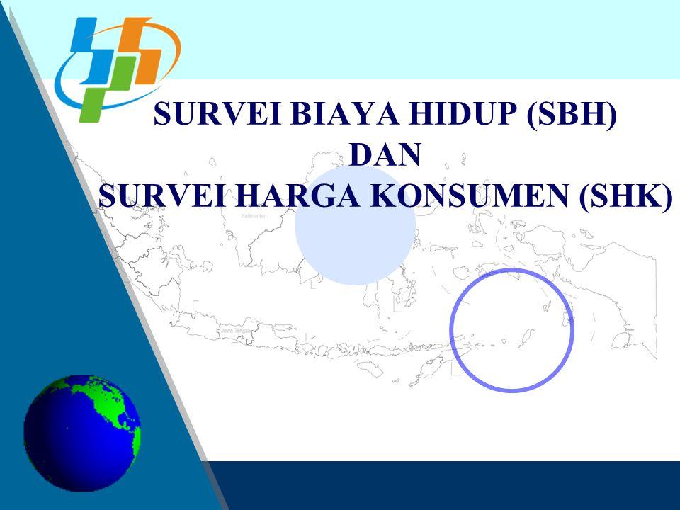 Survei Harga Konsumen (SHK) Responden  pedagang eceran, rumah tangga, instansi, perusahaan dsb.