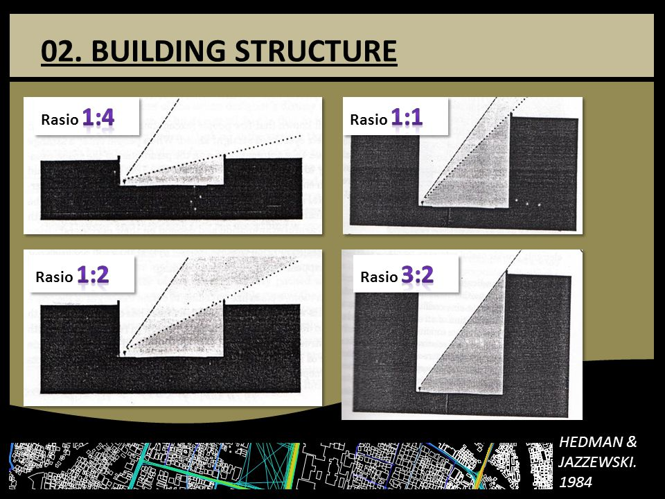 02. BUILDING STRUCTURE HEDMAN & JAZZEWSKI. 1984