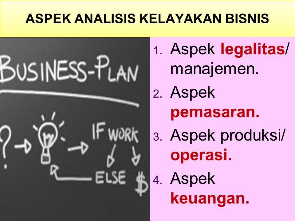 2. TAHAP MEMFORMULASIKAN TUJUAN BISNIS Tahap perumusan misi dan visi melalui for- mulasi tujuan bisnis: 1. Kontinuitas usaha. 2. Keuntungan usaha.