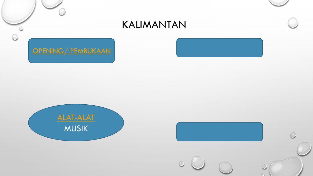KALIMANTAN – A SHORT HISTORY… Provinsi kalimantan adalah nama salah satu provinsi di indonesia pada masa dahulu yang dibentuk pada 14 agustus 1950 dengan gubernur pertama dr.