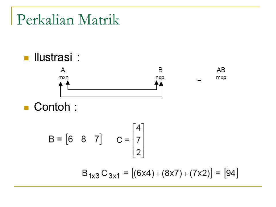 13 Sifat-sifat determinan (3/6) D.