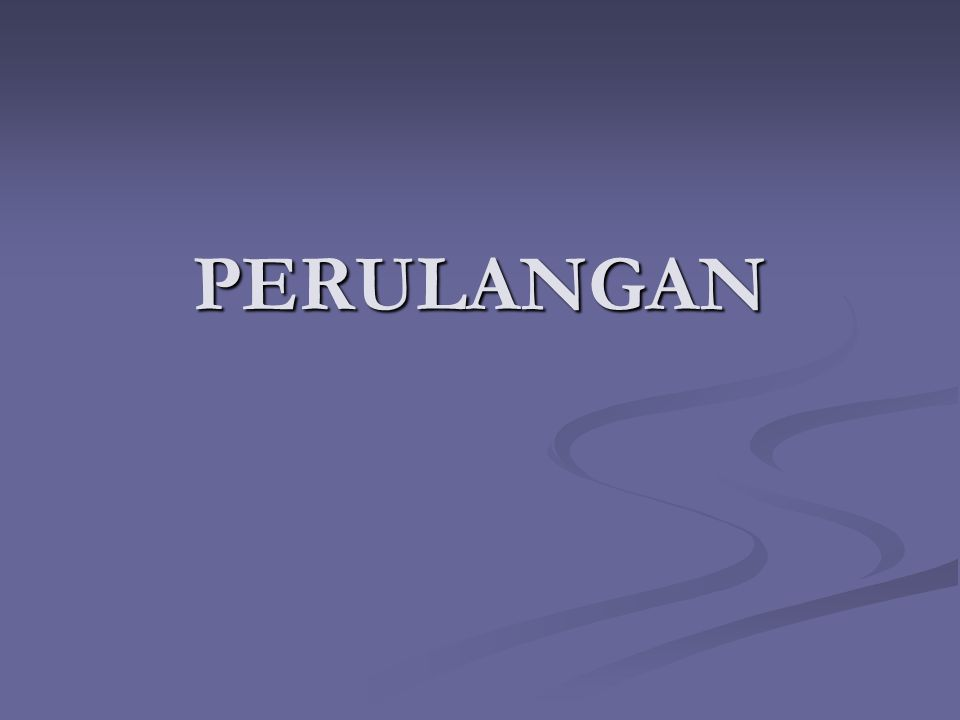 PERULANGAN