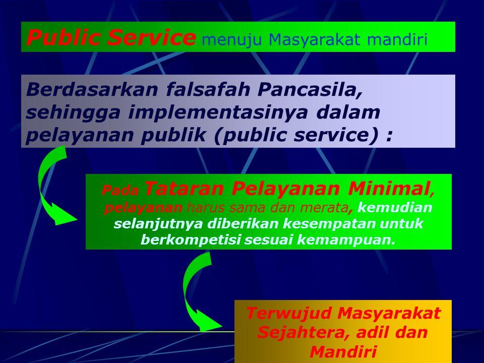 Mengapa Pemerataan Dulu…………. Kenapa tidak kualitas…….. Inilah Filosofi Sosiodemokrasi Sebagaimana makna demokrasi Pancasila