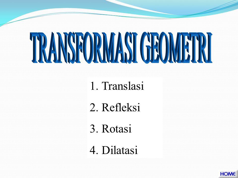 1.Menjelaskan arti geometri dari komposisi transformasi di bidang 2.Menentukan aturan transformasi dari komposisi beberapa transformasi 3.Menentukan m