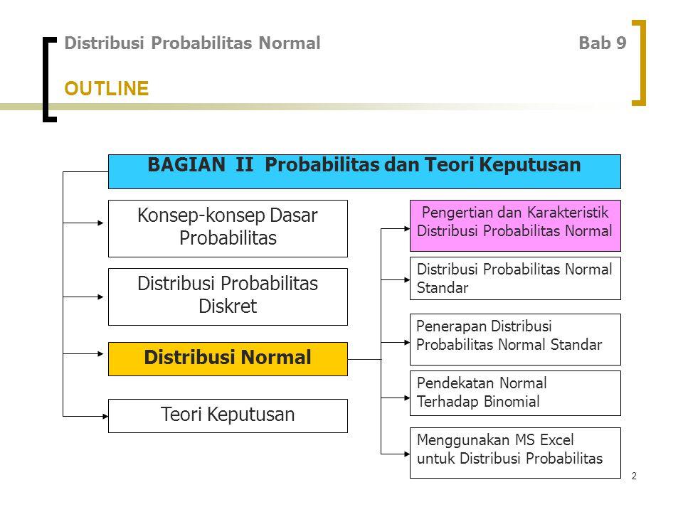 13 Buah durian di Kebun Montong Sukabumi, Jawa Barat mempunyai berat rata-rata 5 kg dengan standar deviasi 1,5 kg.