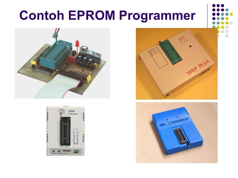 Contoh EPROM Programmer