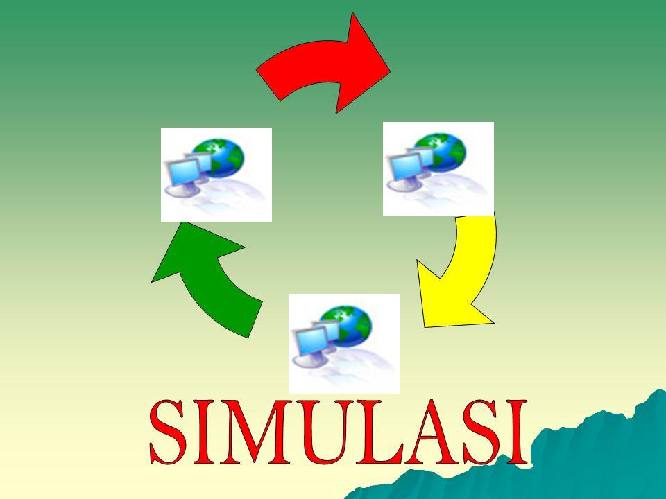 Rangkuman Simulasi merupakan teknologi tangguh untuk meningkatkan kinerja sistem dengan menyediakan cara untuk membuat rancangan dan keputusan manajemen yang lebih baik Simulasi adalah alat pengambil keputusan yang tak ternilai Simulasi merangsang pemikiran dan menghasilkan keputusan rancangan yang lebih baik 12