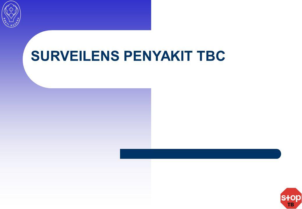 SURVEILENS PENYAKIT TBC
