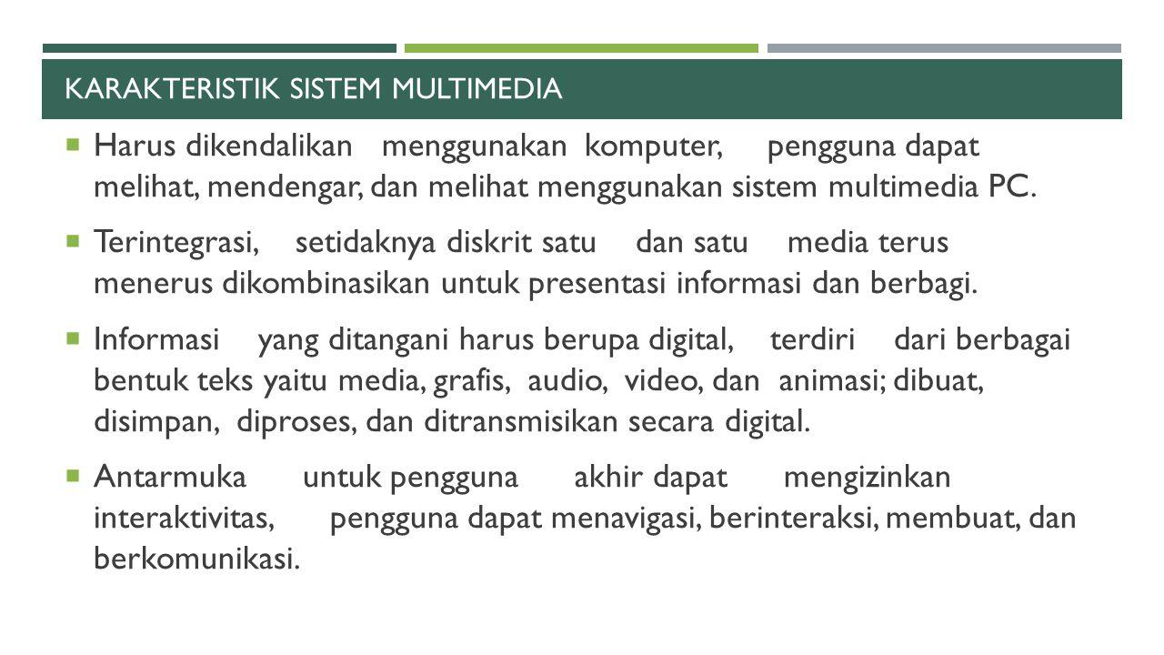CONTOH APLIKASI MULTIMEDIA  Business  Interactive Multimedia Merchandising
