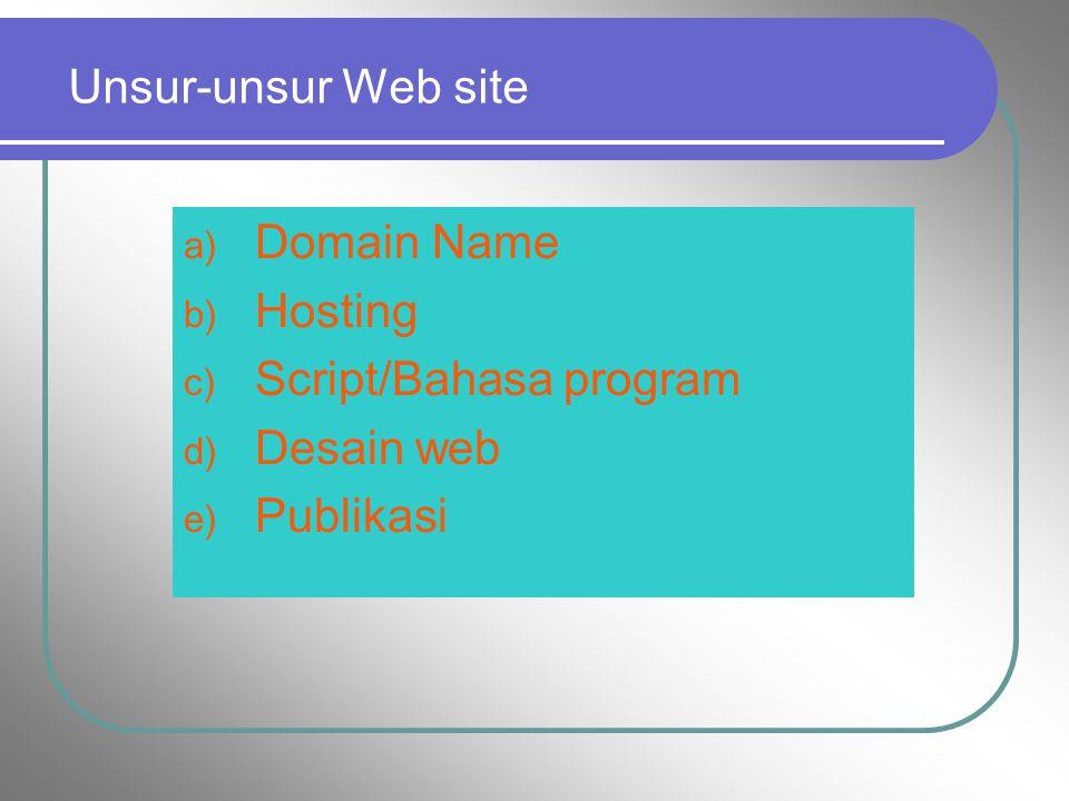 ilustrasi Situs (panah adalah link) Index.html Profil.html Text.html Foto.gif Visimisi.html Text2.html Struktur.html Text3.html Foto2.gif Program.html