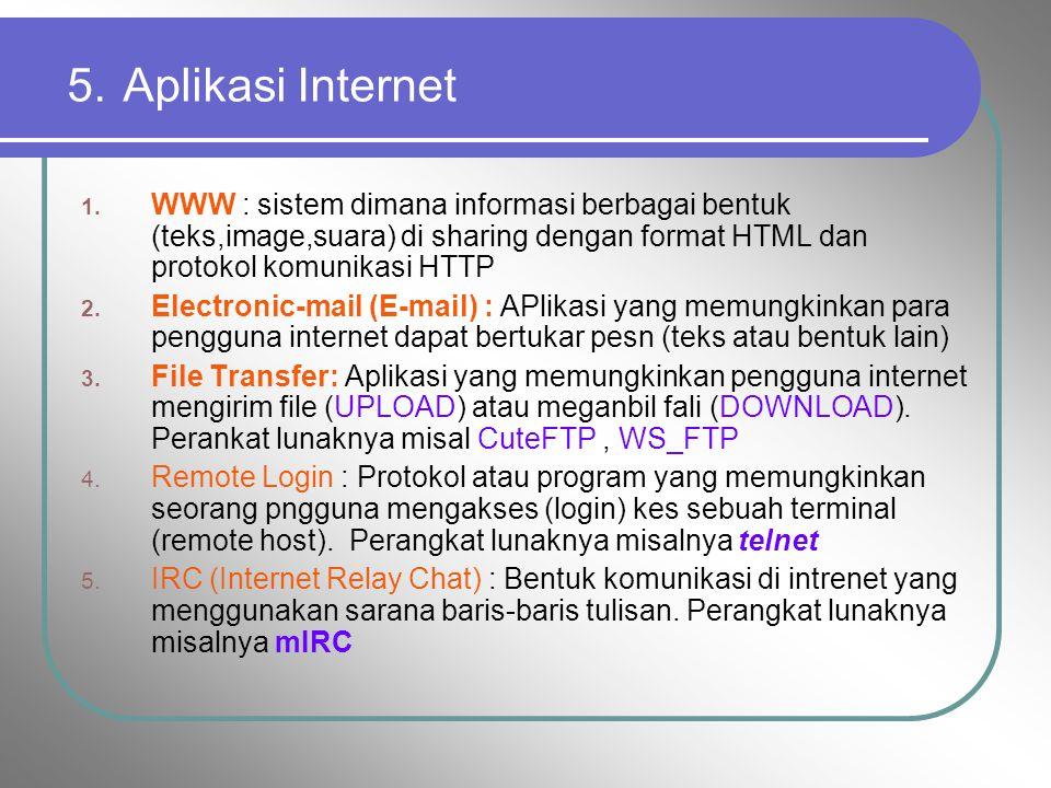Cara kerja script PHP (Server-side script) SERVER SIDE WEB BROWSER WEB SERVER