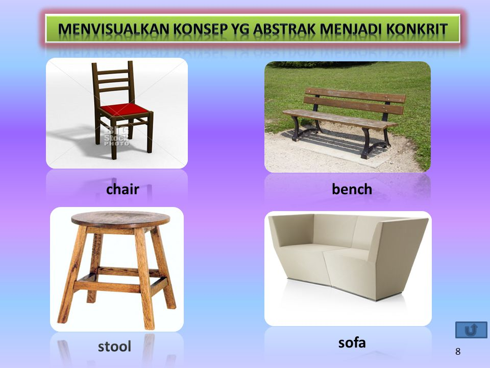 chairbench stool sofa 8