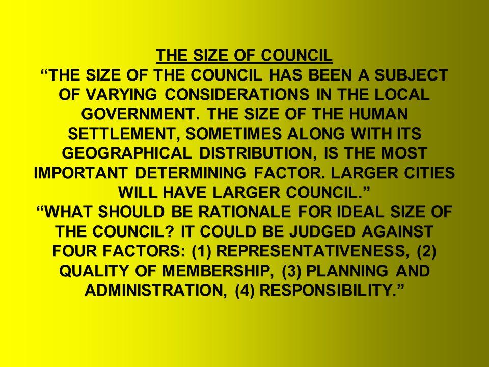 Propinsi: s.d 3 juta------55 5-7 juta--------65 7-9 juta--------75 9-12 juta-------85 12 juta>-------100 ada wakil atas dasar jumlah kab/kota.