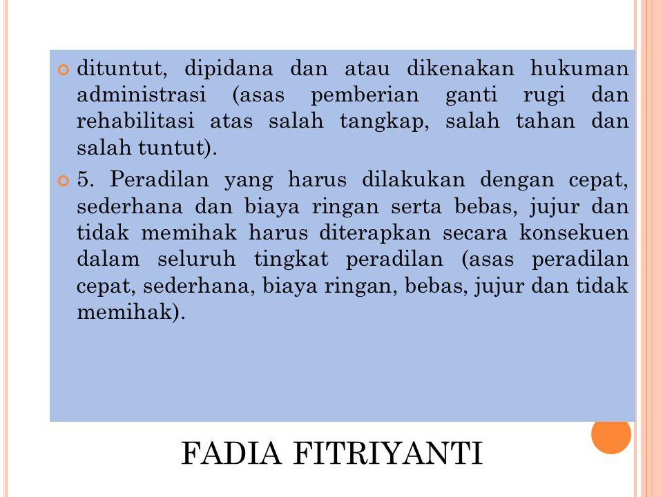 FADIA FITRIYANTI 6.
