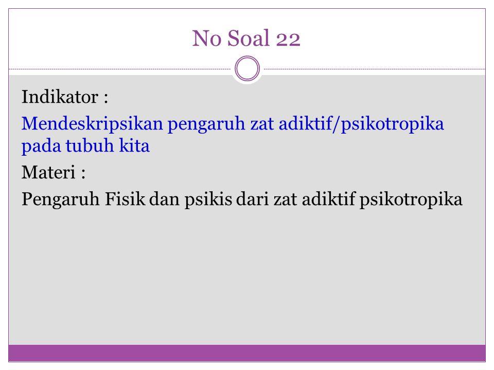 Contoh soal no.31 Perhatikan gambar berikut.
