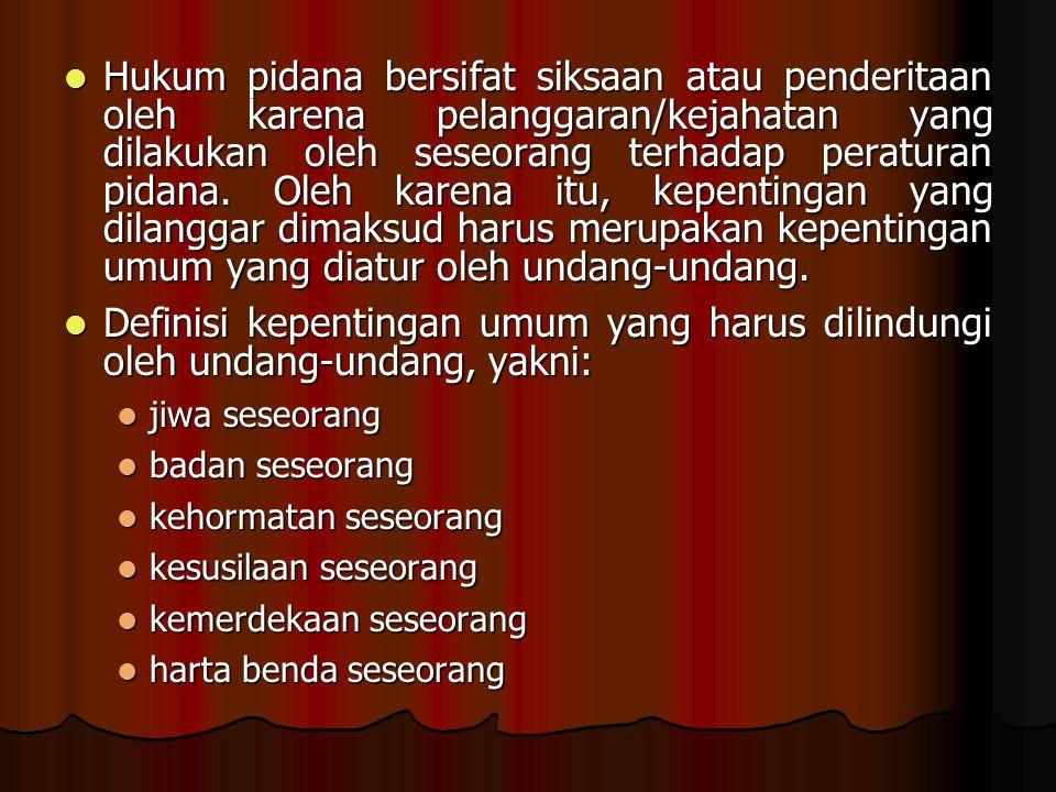 Sejarah Perkembangan Pada zaman penjajahan Belanda peraturan perundang- undangan yang berlaku di Indonesia bercorak dualistik (golongan Eropa berdasarkan S.1866:55 sedangkan selain orang Eropa berlaku S.1872:85).
