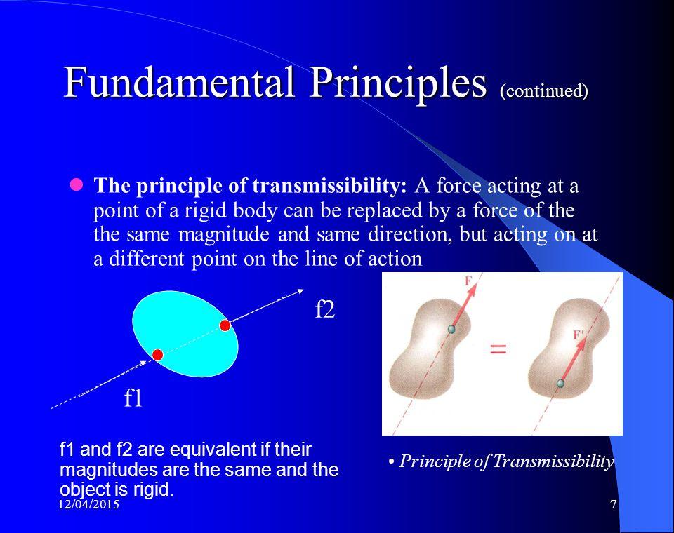12/04/20158 Hukum Newton I Sebuah benda akan berada dalam keadaan diam atau bergerak lurus beraturan apabila resultan gaya yang bekerja pada benda sama dengan nol