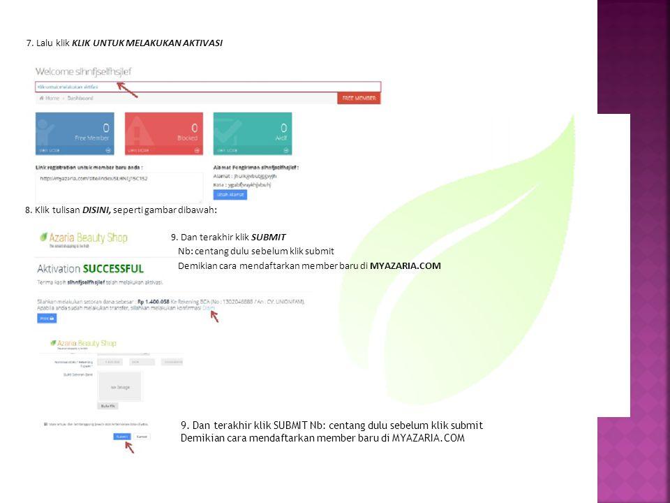CARA MENDAFTARKAN MEMBER BARU MYAZARIA 1. Buka chrome terlebih dahulu, setelah itu masukan alamat web myazaria. Dengan ketik myazaria.com/site/index/c