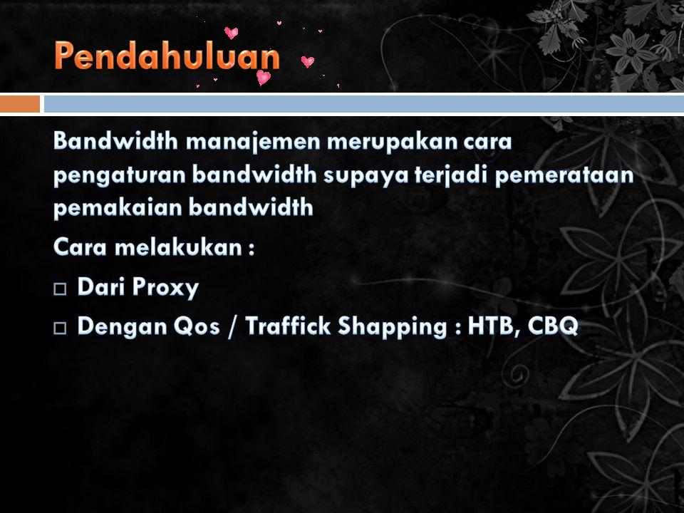Bandwidth dapat didefinisikan sebagai kapasitas atau daya tampung suatu channel komunikasi (medium komunikasi) untuk dapat dilewati sejumlah traffic informasi atau data dalam satuan waktu tertentu.