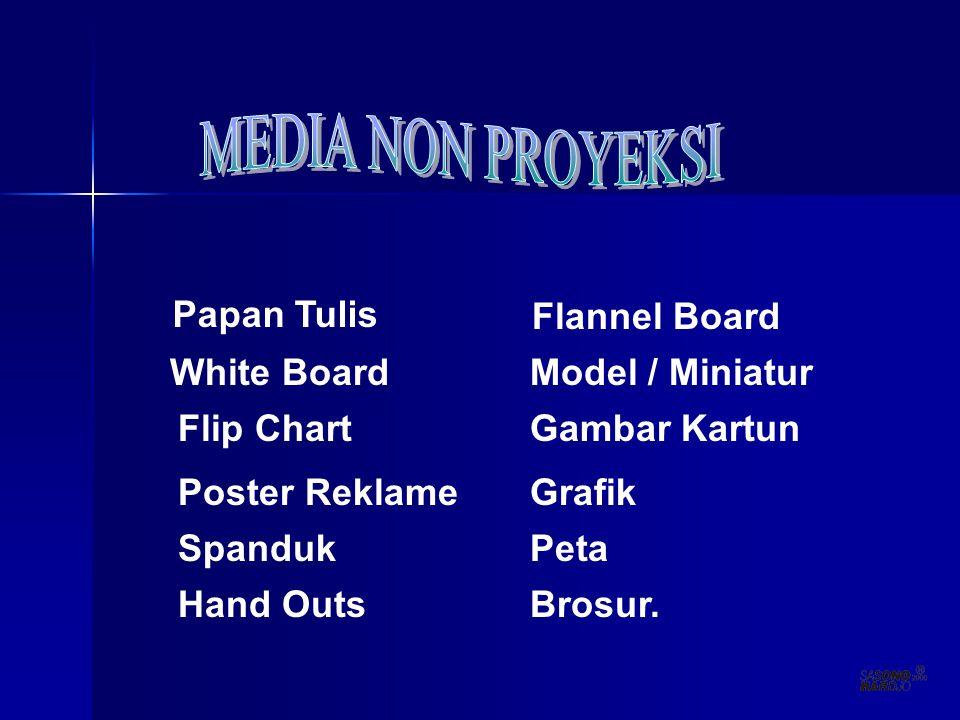 White Board Flip Chart Poster Reklame Spanduk Papan Tulis Model / Miniatur Gambar Kartun Grafik Peta Flannel Board Hand OutsBrosur.