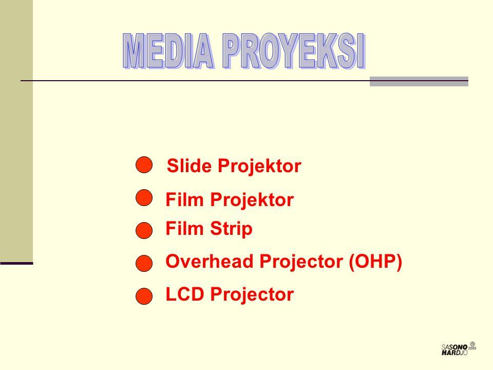 Film Projektor Film Strip Overhead Projector (OHP) LCD Projector Slide Projektor