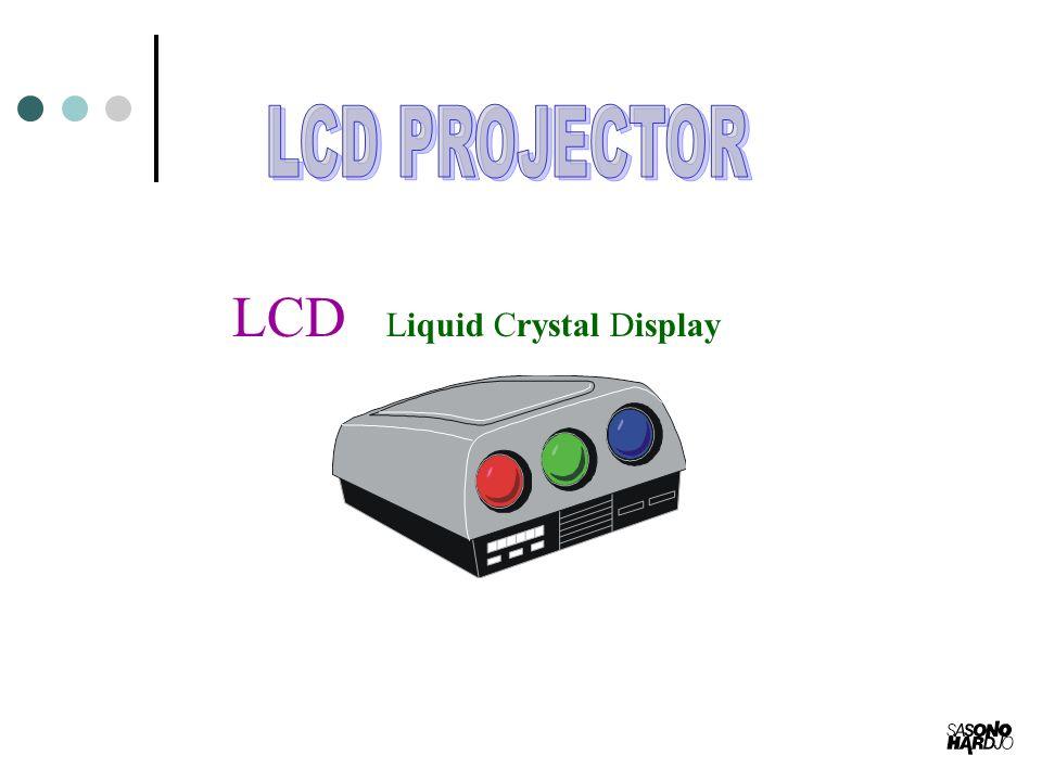 LCD L iquid C rystal D isplay