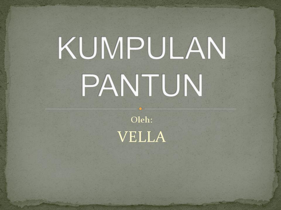 Oleh: VELLA