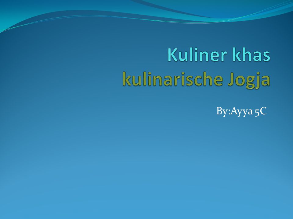 Kuliner jogja kulinarische Jogja Jogja punya banyak tempat makan yang paling sering di cari orang adalah gudeg khas jogja.
