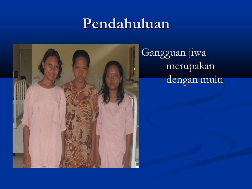 Pelaksanaan Memberikan penghargaan kepada pasien terhadap perilaku positif yang telah dilakukan pasien